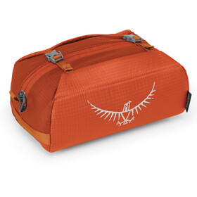 Osprey Ultralight Washbag Rembourré, poppy orange